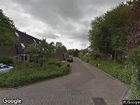 112 melding Ambulance naar Klipper in Hoorn