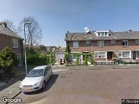 112 melding Ambulance naar Reggestraat in Dordrecht
