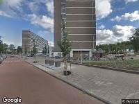 112 melding Brandweer naar Burgemeester Hogguerstraat in Amsterdam vanwege reanimatie