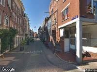 112 melding Ambulance naar Palmstraat in Amsterdam