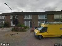112 melding Ambulance naar Jupiter in Oosterhout