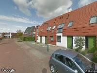 Ambulance naar Witveen in Dongen