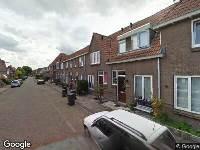 112 melding Ambulance naar Rozensteinstraat in Wassenaar