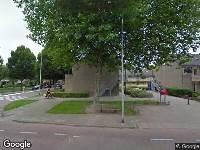 Ambulance naar Rembrandtstraat in Oud-Beijerland