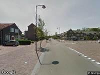 Ambulance naar Burgemeester de Bruïnelaan in Zwijndrecht