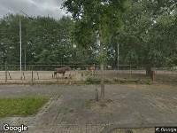 112 melding Ambulance naar Han Hollanderlaan in Amsterdam