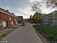 112 melding Ambulance naar Thorbeckestraat in Oosterhout