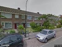 Ambulance naar Florence Nightingalestraat in Rijswijk