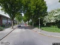 Ambulance naar Aardbeistraat in Eindhoven