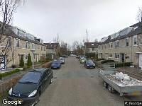112 melding Ambulance naar Maria van Osstraat in Hendrik-Ido-Ambacht