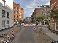 112 melding Brandweer naar Rustenburgerdwarsstraat in Amsterdam