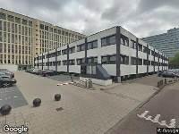 112 melding Brandweer naar De Klencke in Amsterdam vanwege brand