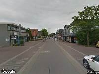 Ambulance naar Zandstraat in Beneden-Leeuwen