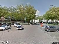 112 melding Ambulance naar De Burcht in Breda
