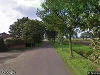 112 melding Politie naar Bekersberg in Oirschot vanwege ongeval met letsel