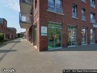 Ambulance naar Kalmoesplein in Eindhoven