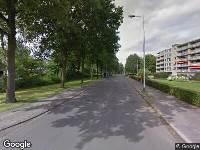 112 melding Ambulance naar Verdilaan in Breda
