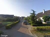 Brandweer naar Sportlaan in Almkerk