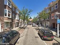 112 melding Besteld ambulance vervoer naar Piet Gijzenbrugstraat in Amsterdam