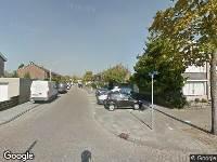 112 melding Ambulance naar Vroenhoutstraat in Oosterhout