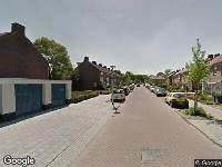 112 melding Ambulance naar Sinopelstraat in Tilburg