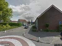 Ambulance naar Westerstraat in Nieuwe-Tonge