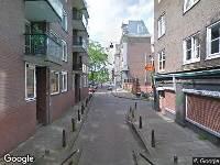 112 melding Ambulance naar Raamdwarsstraat in Amsterdam