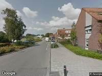 112 melding Ambulance naar Lange Kruisweg in Maasdijk