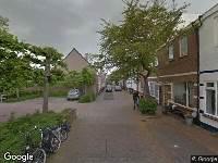 112 melding Brandweer naar Groenestraat in Zwolle vanwege waarnemen gaslucht
