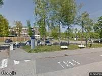 112 melding Brandweer naar Ds Theodor Fliednerstraat in Eindhoven vanwege brand