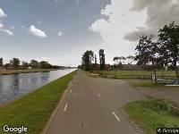 Ambulance naar Kanaalweg in Landsmeer