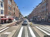Politie naar Hugo de Grootplein in Amsterdam vanwege vechtpartij