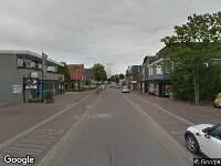 112 melding Ambulance naar Zandstraat in Beneden-Leeuwen