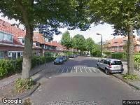 Ambulance naar Rijnlaan in Heemstede