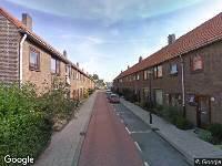112 melding Traumahelikopter naar Van Ilpendamstraat in Hoek van Holland