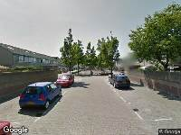 Ambulance naar Krasseurstraat in Amsterdam