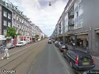 112 melding Ambulance naar Kinkerstraat in Amsterdam