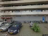 112 melding Ambulance naar August Allebéplein in Amsterdam