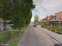 Ambulance naar Wernerlaan in Dirksland