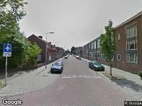 Ambulance naar Pastoor Smitsstraat in Tilburg