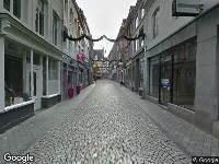 112 melding Brandweer naar Spilstraat in Maastricht