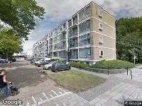 112 melding Ambulance naar Albardastraat in Schiedam