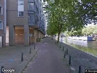 Ambulance naar Linker Rottekade in Rotterdam