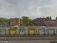 Ambulance naar Wisseloord in Amsterdam