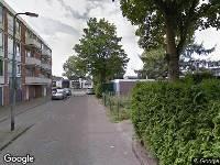 112 melding Brandweer naar Franz Lisztstraat in Hengelo