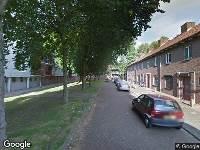 112 melding Ambulance naar Basiliusstraat in Tilburg