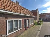 Ambulance naar Steenbokstraat in Amsterdam