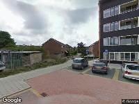 112 melding Ambulance naar Schansweg in Ouddorp