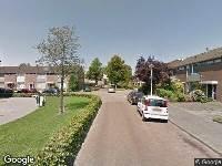 112 melding Ambulance naar Knokkestraat in Breda