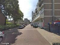 112 melding Ambulance naar Meentstraat in Amsterdam